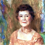 Beulah Culbertson by Karl Wolfe