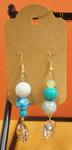 Earrings 1 by Rachael Damms