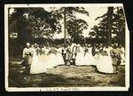 I. I. & C. Pageant wedding ceremony
