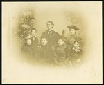 Annie Coleman Peyton and children