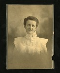 I. I. & C. Teacher Miss Ruth Roudebush, 1894-1898