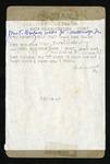 Reverse of Jamie Graham Burnside, I. I. & C., 1886-87