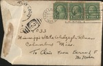 Letter from Bernard E. McMahon to Christine Smith; November 13, 1934