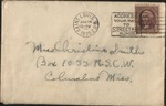 Letter from Bernard E. McMahon to Christine Smith; January 14, 1935