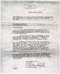 Letter from Garland Lyell to Hugh L. White; April 10, 1936