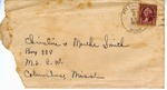 Letter from Pauline Smith to Christine Smith and Martha Smith; October 5, 1936
