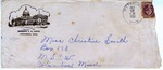 Letter from Pauline Smith to Christine Smith; October 12, 1936