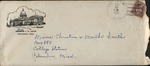 Letter from Pauline Smith to Christine and Martha Smith; January 18, 1937