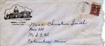 Letter from Pauline Smith to Christine Smith; January 22, 1937