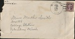Letter from Pauline Smith to Christine and Martha Smith; January 25, 1937