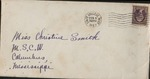 Letter from Wade Horn to Christine Smith; February 8, 1937
