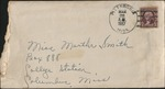 Letter from Pauline Smith to Christine and Martha Smith; March 22, 1937