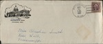 Letter from Martha Smith to Christine Smith; August 19, 1937