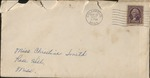 Letter from Martha Smith to Christine Smith; September 13, 1937