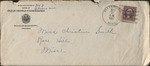 Letter from Pauline Smith to Christine Smith; September 13, 1937