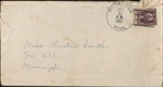 Letter from Pauline Smith to Christine Smith; October 11, 1937