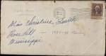 Letter from Wade Horn to Christine Smith; November 2,1937