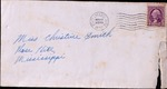 Letter from Wade Horn to Christine Smith; November 17, 1937