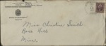 Letter from Pauline Smith to Christine Smith; January 19, 1938