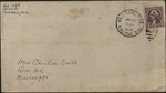Letter from Martha Smith to Christine Smith; January 25, 1938