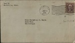 Letter from Goldie to Christine Smith; January 26, 1938