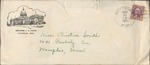 Letters from Pauline Smith to Christine Smith November 10, 1938