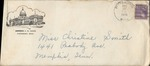 Letters from Pauline Smith to Christine Smith December 12, 1938.